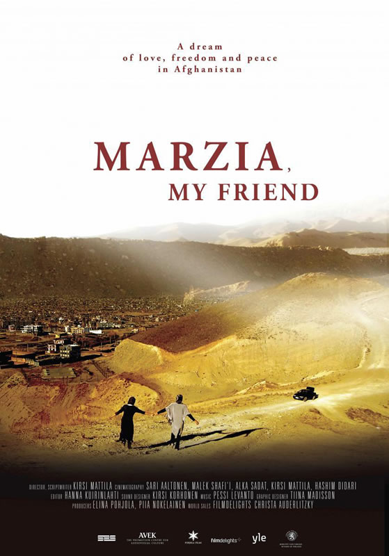 MARZIA MY FRIEND