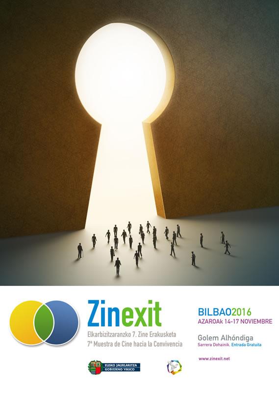Cartel Zinexit 2016