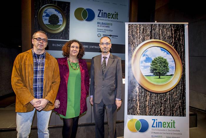 Zinexit, cuatro días para reflexionar sobre las víctimas de la violencia a través del cine y coloquios abiertos al público