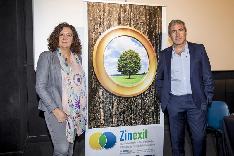 """Zinexit se clausura mañana jueves con el estreno del documental """"el valor de la autocrítica"""""""
